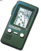 Champion Racer [Model 8107] the  Handheld Electronic Game