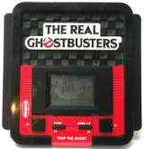 The Real Ghostbusters the  Handheld Electronic Game