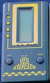 UFO Invasion [Model UF-18] the  Handheld Electronic Game