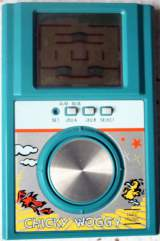 Chicky Woggy [Model 7097] the Electronic Game (Handheld)