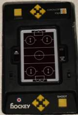 Electronic Hockey [Model 6006] the  Handheld Electronic Game