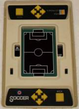 Electronic Soccer [Model 6003] the Electronic Game (Handheld)