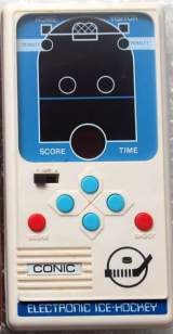 Electronic Ice Hockey [Model 03071] the  Handheld Electronic Game