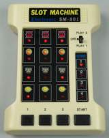 Slot Machine [Model SM-801] the  Handheld Electronic Game