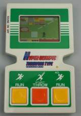 Hyper Olympic - Throwing Type [Model 0200063] the  Handheld Electronic Game