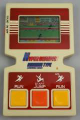 Hyper Olympic - Running Type [Model 0200061] the  Handheld Electronic Game