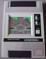 LCD Baseball [Model 16163] the  Handheld Electronic Game