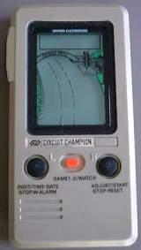 Circuit Champion [Model 16179] the Electronic Game (Handheld)