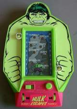 The incredible Hulk Escapes [Model 8031] the Electronic Game (Handheld)