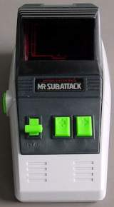 Mr. Subattack [Model 16147] the  Handheld Electronic Game