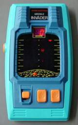 Missile Invader [Model 16129] the Handheld Electronic Game