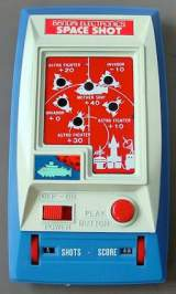 Space Shot [Model 7934] the  Handheld Electronic Game