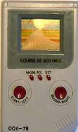 Course de Voitures [Model QQk-78] the  Handheld Electronic Game