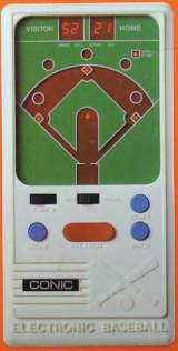 Electronic Baseball [Model 03061] the  Handheld Electronic Game