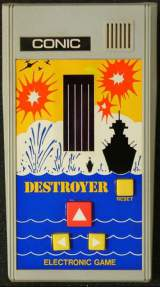 Destroyer [Model 03101] the  Handheld Electronic Game