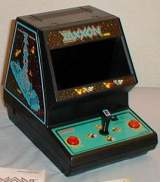 Zaxxon [Model 2396] the  Tabletop Electronic Game