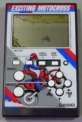 Exciting Motocross [Model MG-250] the Handheld Electronic Game