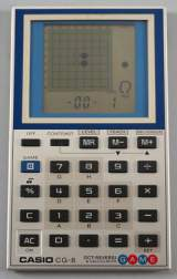 Oct-Reversi & Calculator [Model CG-8] the Handheld Electronic Game