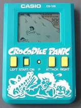 Crocodile Panic [Model CG-129] the Electronic Game (Handheld)