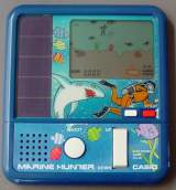 Marine Hunter [Model CG-50] the  Handheld Electronic Game