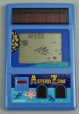 Astero Zone [Model CG-31] the Electronic Game (Handheld)