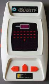 Blast It [Model 6015] the  Handheld Electronic Game
