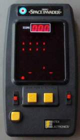 Space Invader [Model 6012] the  Handheld Electronic Game