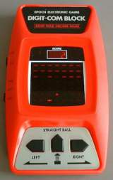 Digit-Com Block [Model 35120] the  Handheld Electronic Game