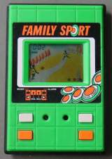 Family Sport the Electronic Game (Handheld)