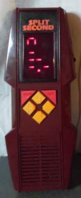 Split Second the  Handheld Electronic Game