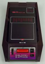 Block Attack the  Handheld Electronic Game