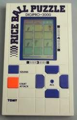 Riceball Puzzle the  Handheld Electronic Game
