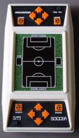 Kevin Keegan's Soccer the Electronic Game (Handheld)