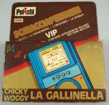 La Gallinella [Chicky Woggy] [Model VG66] the Electronic Game (Handheld)