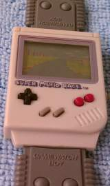 Super Mario Race the  Watch (Electronic Game)
