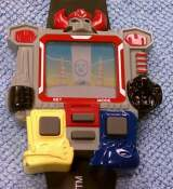 Megazord [Model N116] the  Watch (Electronic Game)