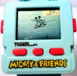 Mickey & Friends [Model 27-122] the  Watch (Electronic Game)