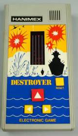 Destroyer the Handheld Electronic Game