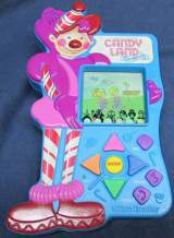 Candy Land Adventure the  Handheld Electronic Game