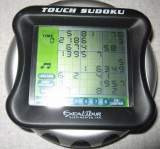 Touch Sudoku the  Handheld Electronic Game