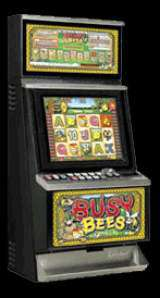 Busy Bees the  Slot Machine