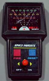 Space Invaders the  Handheld Electronic Game