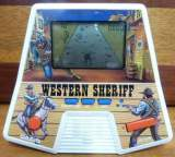 Western Sheriff [Model CG-420] the Handheld Electronic Game