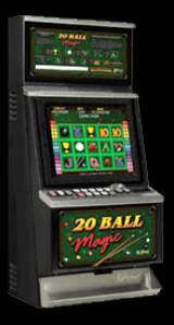 20 Ball Magic the  Slot Machine