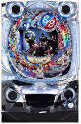 CR Kikaider S.I.C. the  Pachinko