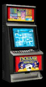 Dollar Magic the Slot Machine