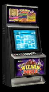 Wizard Poker the  Slot Machine