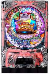 Magical Halloween the  Pachinko