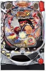 Super Street Fighter IV - CR Edition the Pachinko