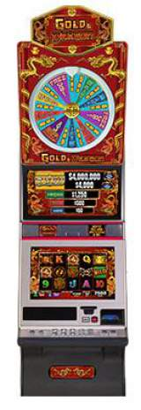 Gold & Dragons the Slot Machine